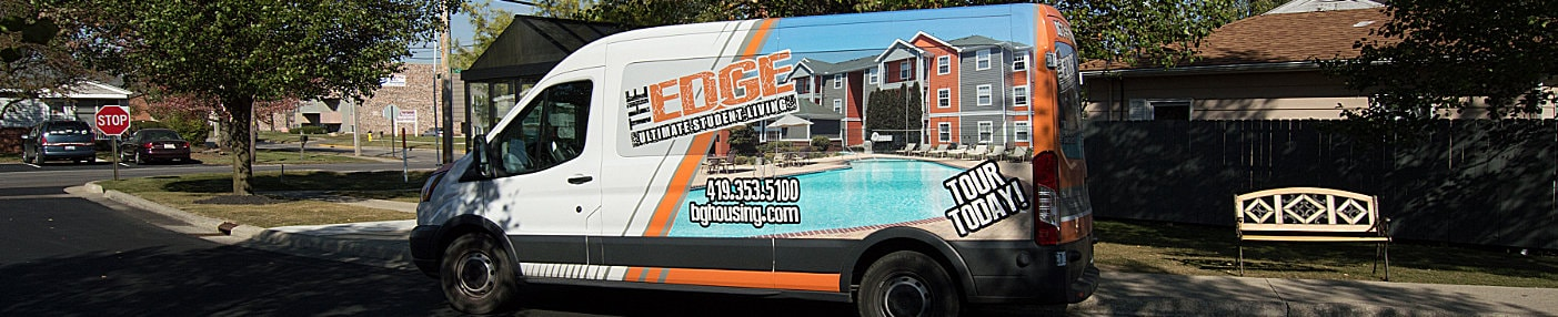 The Edge Shuttle to BGSU